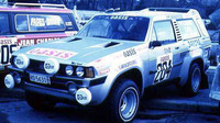 V roce 1980 se off-road neúspěšně zúčastnil Rally Dakar, Sbarro Windhound.