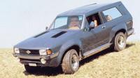 Pod kapotou byl motor BMW, Mercedes i Jeep, Sbarro Windhound.
