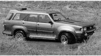 Pětidveřové provedení bylo spíše ojedinělé, Sbarro Windhound.