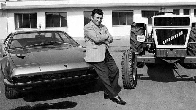 Ferruccio Lamborghini, zakladatel slavné italské automobilky