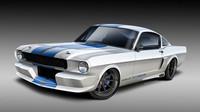 První Shelby Mustang je stále ve výrobě, vedle osmiválců však má i čtyřválec - anotační foto