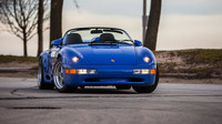 Přepracováno bylo jen patnáct 911 Speedster, Strosek Mega Speedster.