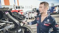 Sébastien Loeb Racing Team se bude prezentovat také ve WRC2 - anotačno foto