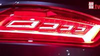 Audi TT RS s OLED zadními světly