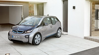 BMW i3 Extended Rearview Mirror