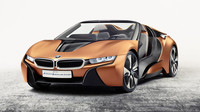 KOncept BMW i Vision Future Interaction