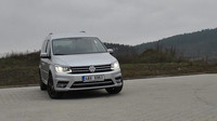 Volkswagen Caddy 2.0 TDI Four Generation