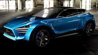 Toyota ViRA ukazuje možný budoucí směr crossoverů japonské značky.