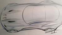 Fiskerův návrh supersportu Force 1.