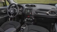 Jeep Renegade ve výroční edici 75th Anniversary.
