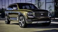 Kia Telluride je předzvěstí luxusního SUV.