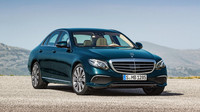 Nový Mercedes-Benz E 350 e ve verzi Exclusive Line.