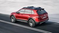Kombinace ekologie a terénních vlastností, Volkswagen Tiguan GTE Active.