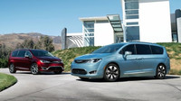 Chrysler Pacifica & Pacifica Hybrid