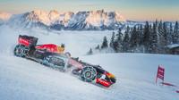 Roadshow Red Bullu s Maxem Verstappenem v Rakousku