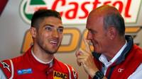 Edoardo Mortara v rozhovoru s šéfem Audi pro motorsport, Dr. Wolfgangem Ullrichem