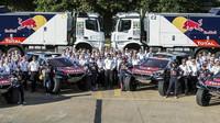 Sainz měl dobře nakročeno k zisku svého druhého dakarského vítězství, Peugeot ale i tak odvedl dobrou práci