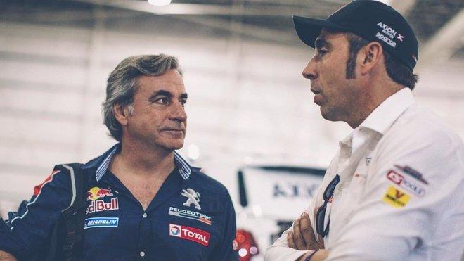 Nani Roma: Porazit Peugeot bude velmi těžké - anotačné foto