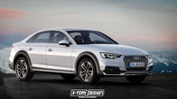 Audi A4 Allroad Sedan (2016)