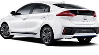 Hyundai Ioniq bude k dispozici jako hybrid, plug-in hybrid a elektromobil.