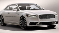 Lincoln Continental Coupe (2016)