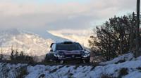 Jari-Matti Latvala nebude vzpomínat na letošní Rally Monte Carlo zrovna rád