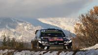 Rally Monte Carlo: Ogier vítězí, Mikkelsen odrazil útok Neuvillea - anotační foto