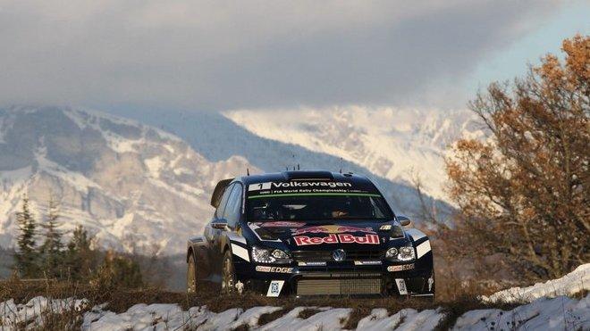 Posádka Ogier - Ingrassia ovládla letošní Rally Monte Carlo