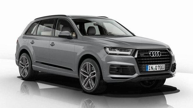 Nová Audi Q7 Exclusive (2015)