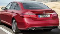 Mercedes-Benz třídy E v provedení liftback