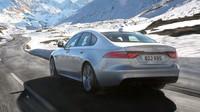 Jaguar XF 2.0d bude od nynějška dostupný i s pohonem všech kol.