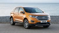 Ford Edge vstupuje jako nejdražší model modrého oválu na český trh.