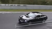 VIDEO: Faceliftované Bentley Mulsanne se prohání po Nürburgringu - anotační foto