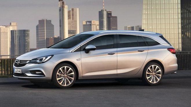 Produkce Opelu Astra ve Velké Británii může být ohrožena.