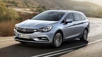 Opel Astra Sports Tourer míří na český trh, ceny začínají na 345 tisících.