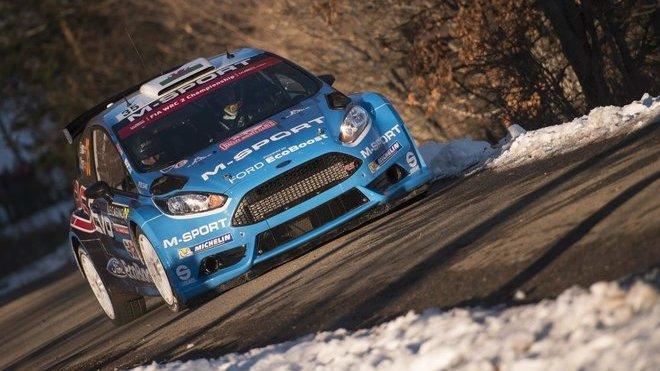 Nová Fiesta R5 zažila veleúspěšný debut