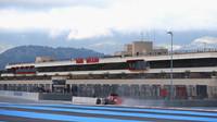 Paul Ricard od roku 1991 hostil týmy pouze při testech
