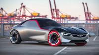 Opel ukáže v Ženevě novodobé GT, pod kapotou má přeplňovaný tříválec.