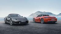 Porsche 718 Boxster & 718 Boxster S