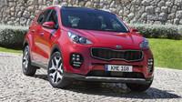 Čtvrtá Kia Sportage vstupuje na český trh s cenami od 460 tisíc.
