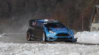 Ostberg má za sebou s Fordem Fiesta RS WRC nové specifikace jenom jednu soutěž