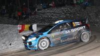 Ostberg zpět ve vozem Ford od M-Sportu