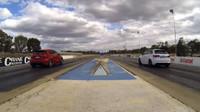 Audi RS3 Sportback versus Mercedes-AMG A45