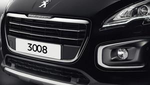 Peugeot 3008 (2017) byl vyfocen v téměř odhalené podobě. Je to vážně krasavec - anotační obrázek
