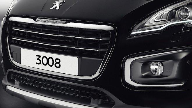 Peugeot 3008 (2015)