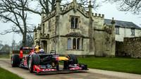 Daniel Ricciardo při roadshow v Anglii