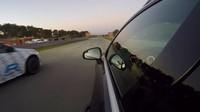 Peugeot 308 R HYbrid versus Audi RS3