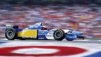 Webber byl u prvních sezón Schumachera v F1