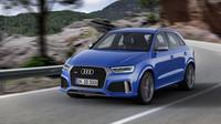 Audi RS Q3 má v provedení performance 367 koní a 465 Nm.