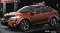 Mahindra připravuje vlastní SUV kupé, jeho předobrazem je koncept XUV Aero.